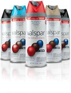 Valspar Premium Enamel Spray Paint- This is the BEST! spray paint EVER! Bought at Lowes. Dries fast, re-coat any time. Wood Picture Frames, Picture On Wood, Spray Paint Projects, Diy Projects, Spray Painting, Painting Tips, Valspar Paint, Elements Of Style, Houses