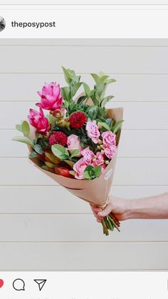 The posy post - Newcastle flower delivery