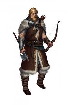 Der Premer Krieger - Ein neuer Charakter für die Ottajasko