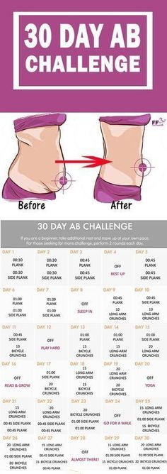 awesome 30 Day Ab Challenge – Best Ab Exercises to Lose Belly Fat Fast. The Best Worko...by http://dezdemoonfitnes.gdn