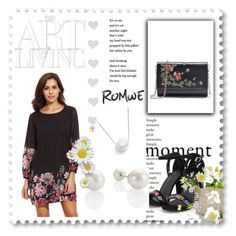 """""""ROMWE IV/10"""" by azrahadzic ❤ liked on Polyvore featuring Chan Luu"""