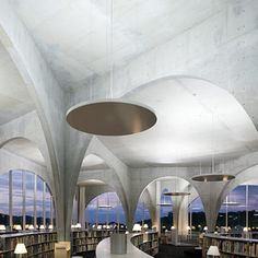 Tama Art University Library http://mymagicalattic.blogspot.com.tr/2014/03/the-pritzker-prize-2013-winner-toyo-ito.html