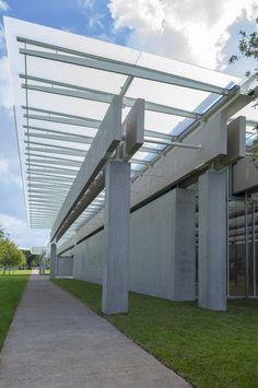 Seeming Inevitability: Reconsidering Renzo Piano's Addition To Louis Kahn's Kimbell