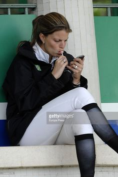 Athina Onassis attends The CII International Horse Jumper Contests on May 20, 2012 in Madrid, Spain.