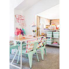 20 Fantastic Kids Playroom Design Ideas – Modern Home Playroom Design, Playroom Decor, Kids Decor, Home Decor, Playroom Ideas, Playroom Organization, Playroom Table, Kid Playroom, Little Girls Playroom