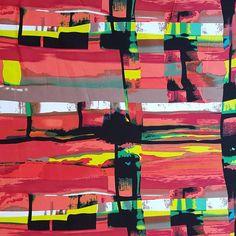 Cotton Dress Black Red Yellows White & Greys - The Craft & Sewing Basket Sewing Baskets, Haberdashery, Fabric Online, Dressmaking, Cotton Dresses, Dress Black, Fabrics, Colours, Yellow