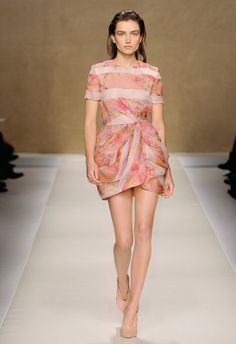 Blumarine Fall-Winter 2013/14 Fashion Show Collection