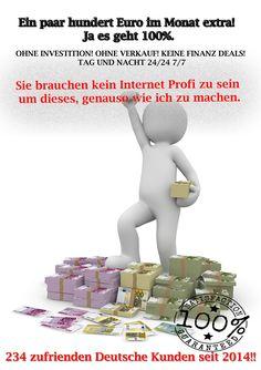 Einfach mit einen PC oder Laptop von zu Hause Geld verdienen. Jeder kann es!http://dld.bz/eEmnU