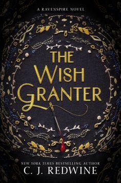 Cover image - The Wish Granter