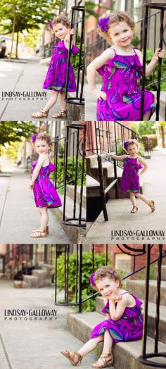 Downtown Toddler Photo Shoot |  Lindsay Galloway Photography