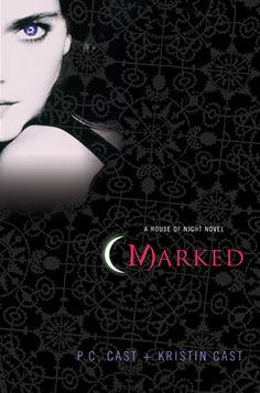 House of Night Series by P.C. And Kristin Cast The whole series is amazing! zoey!!!!!