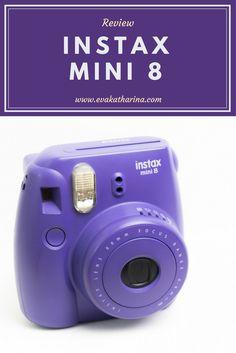 Bist du am überlegen, ob du dir eine Polaroidkamera zulegen solltest? Ich erzähle dir hier alles über die Instax mini 8 von Fujifilm.