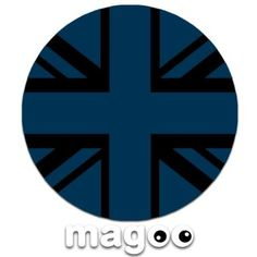 Magoo 330 Lightning Blue Union Jack Flag Mini Cooper One Roadster Cabrio Coupe Car Tax Disc Holder: Amazon.co.uk: Car & Motorbike