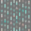 Buy Tribal Chevron - Aqua Art Print by Schatzi Brown. Worldwide shipping available at Society6.com. Just one of millions of high quality products available.