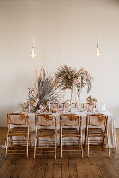 Cinammon and Spice Styling Vibes for the Boho Bride who loves beautiful roses, soft tones and texture for her wedding inspo  Two Foxes Wedding Styling and Hire, held at Quay Project in Auckland City.  Featuring Two Foxes bamboo chairs and ceramic plates, Stationary by Just my Type, Linen by Tbl Linen Hire, ClickforHire, Lighting by Vintage and Style. Boho Bride, Boho Wedding, Wedding Reception, Bamboo Chairs, Florists, Opening Day, Ceramic Plates, Auckland, Beautiful Roses