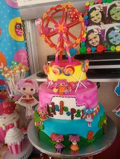"Photo 15 of 38: Lalaloopsy Party / Birthday ""JADE'S LALALOOPSY 6TH B-DAY PARTY"" | Catch My Party"