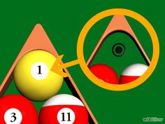 How To Rack A Pool Table 10 Steps With Pictures Wikihow >> 58 Best Corner Pocket Images In 2016 Pool Table Billiard Room