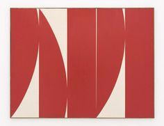 artruby:  Johnny Abrahams at The Hole.  #art #abstract #minimal #geometric