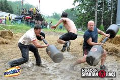 Can you elude them?  AROO!  #SpartanRace #Fitness
