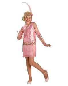 "No ""flapper girl"" costumes."