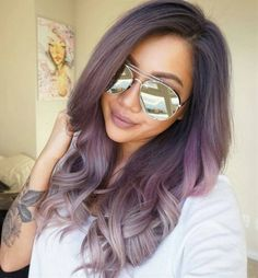 Each year, there are new hair trends, but when it comes to colors, we tend to think that there won't be anything new this year and we might have seen everything.