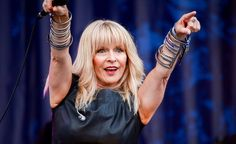 Toyah Willcox @ Fairport's Cropredy Convention on 15.8.2015 in Banbury, England. Photo by Nigel Nudds From https://www.flickr.com/photos/nigesphotobox/20570491559/in/photostream