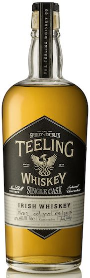 Teeling #Whiskey has announced their 2016 U.S. Single Barrel Series, which ages Irish Whiskey in ex-White Port barrels from the Carcavelos region of Portugal.   #BeverageDynamics Magazine