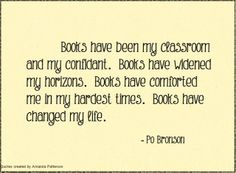 """Books have changed my life."" #books #literacy storysharecontest.com"