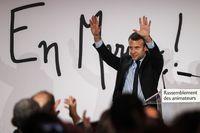 """Présidentielle 2017: Macron refuse """"d'accepter"""" le FN au second tour"""