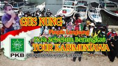 GUS NUNG PIMPIN DO'A SEBELUM BERANGKAT TOUR KARIMUNJAWA - DPC PKB DEMAK ... Vacation Packages, Doa, Comic Books, Tours, Comics, Cover, Youtube, Cartoons, Cartoons