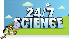 This is soooo cool!! Online interactive and hands-on science activities.