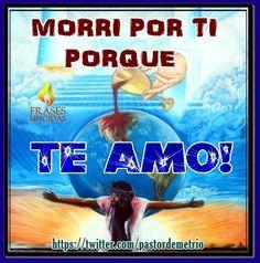 Foi Por Amor Que Jesus Morreu!