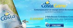 CostaGame - La croisière s'amuse sur Facebook
