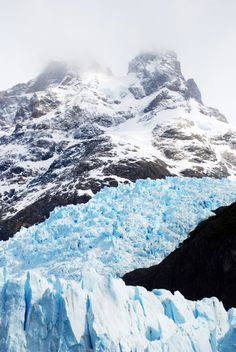 Los Glaciares National Park: El Calafate, Argentina.