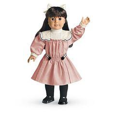 Samantha's Talent Show Dress - American Girl Wiki - Wikia