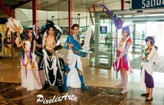 #cosplay #cosplayers #spain #españa