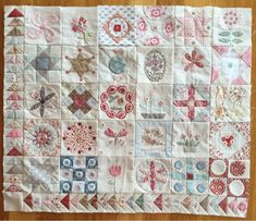 Helen's Patchwork Passion: Stonefields - FNSI