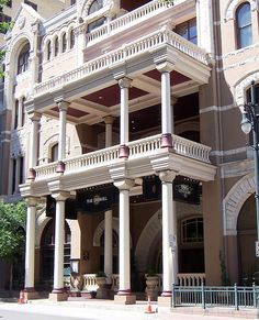 Austin, TX Driskill Hotel
