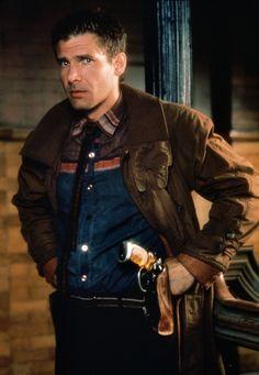 """""""Blade Runner"""" 1982 Harrison Ford"""