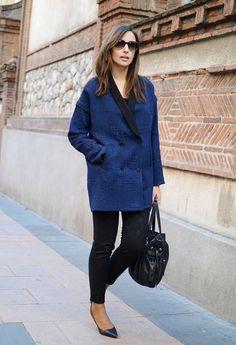 Perfect match Streetstyle - Fashion blog http://www.elblogdesilvia.com/2015/02/Streetstyle-Perfect-Match-Les-Petites-Blog-de-Moda.html