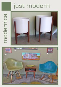 Loving our Modernica products at Just Modern