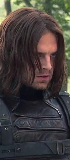 The Winter Soldier - Bucky