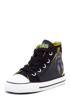 Batman High Top Sneaker (Baby
