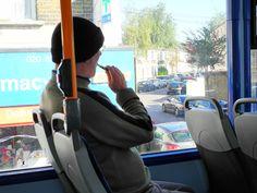 https://flic.kr/p/NkaxnR | Prat vaping on public transport