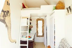 Before & After: Corinna's Garden Shed to Teen Retreat