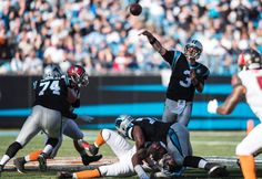 Best of Panthers vs. Derek Anderson, Carolina Panthers, Listening To Music, Photo Galleries, Football, Cats, Outdoor, Gatos, Futbol