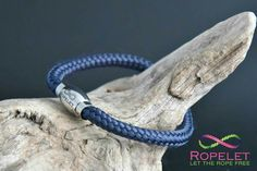 We also have plain colours in our Ropelet collection like this marine blue. Check out our rope bracelet range and our leather one too at www.ropelet.co.uk. Everyone made to your order so you have the choice of how its made. Fashion with value, thats Ropelet. #ladiesbracelet #fashionbracelet #fashionaccessories #wakeboarding #kiteboarding #surfer #windsurfing #rockclimbing #mensbracelet #ropelet #ropebracelet #bracelet #streetstyle #instastyle #giftsforher #giftsforhim #unisexbracelets