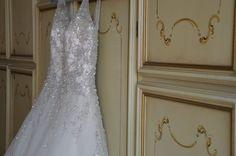 abito sposa ricamato
