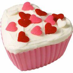 #cupcake #corazón #amor