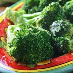 """Brilliant Sauteed Broccoli 